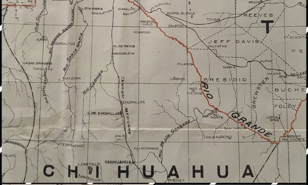 Rediscovering the Chihuahua Trail
