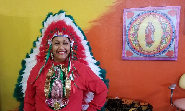 Voices of the Trans-Pecos: Eva Lucrecia Olivas
