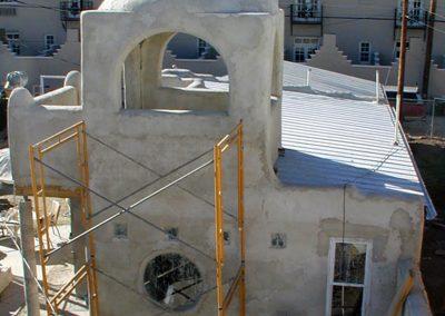 Casa Cabra under construction