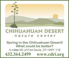 Chihuahuan Desert Nature Center