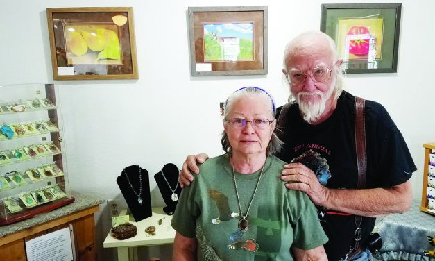 Voices of the Trans-Pecos: Suzanne & Jim Franklin