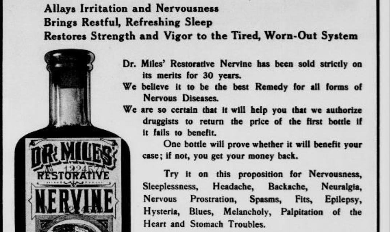 Overland Trail Museum Musings : Dr. Jones Medicine Cabinet, 1900